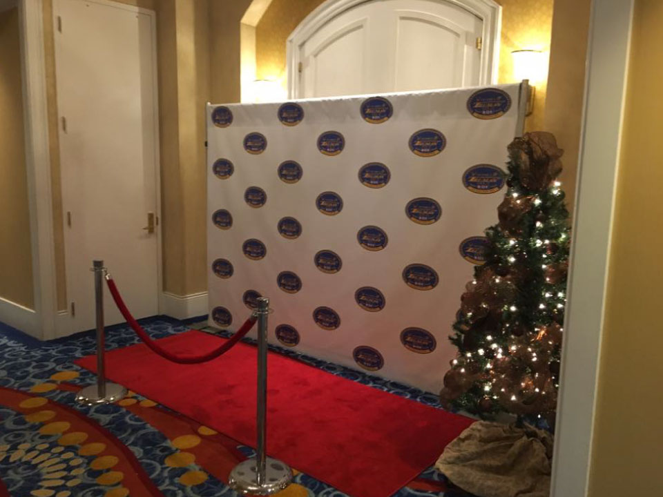 custom photo backdrops for events